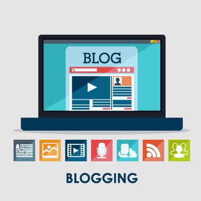 Blog für Firmenhomepage